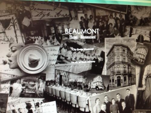 Hotel Beaumont heeft alleen al vanwege de prachtige website een streepje voor...zoeken ...zoeken ..