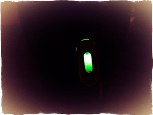 Groen licht voor de nieuwe week.