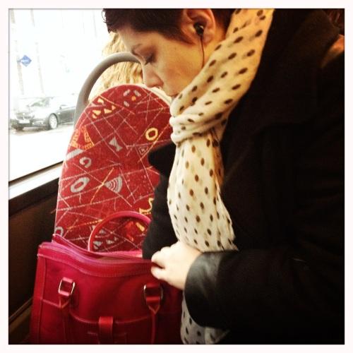 Je tas verdient toch zeker ook een iegen plek?