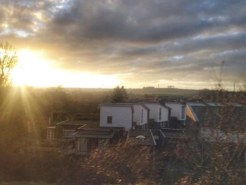 Het heuveland krijgt weer de mooiste kant van de zon te zien.