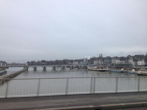 Goedemorgen Maastricht, hoeveel water stroomt door jouw hart vandaag?
