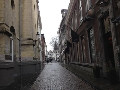 Maastricht glanst.