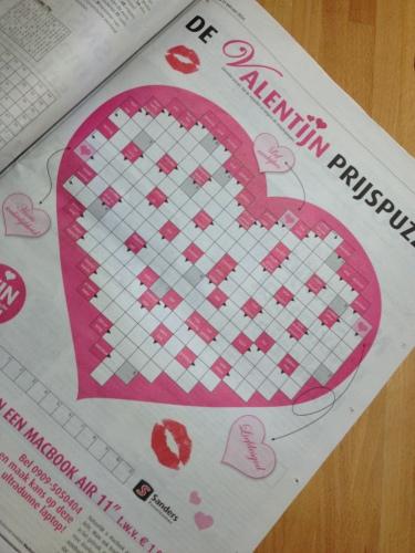 Doe mee en win, Valentijn laat de kassa rinkelen...ka-tching!