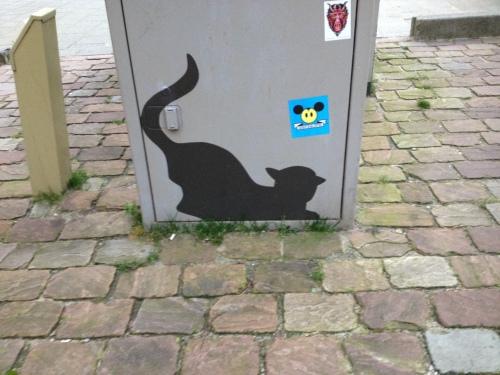 Kat en muis..het aloude spelletje