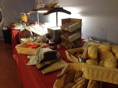 Een broodje, croissantje of toch gewoon stevig bruin brood, keuzes...keuzes