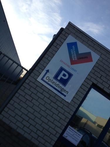 Het doel van vandaag, veiligheidscentrum Limburg. BHV cursus deel I
