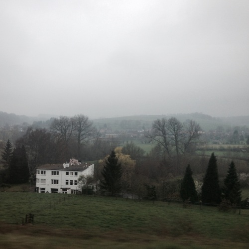 Goedemorgen Limburg...ook grijs ben je mooi.
