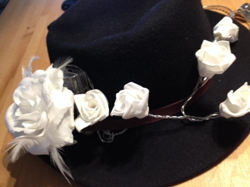 De hoed in de pimpfase