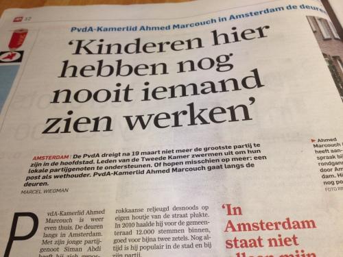 En in deze stad heeft de PvdA het jaren voor het zeggen gehad. I rest my case...