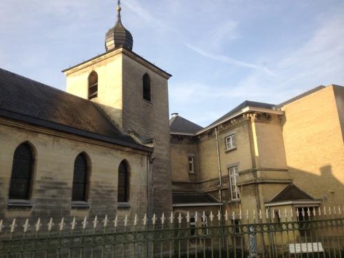 Schattige kerkjes