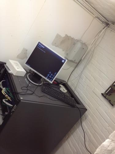 Vandaag zetten we de puntjes op de i. De server moet het meeste werk doen.