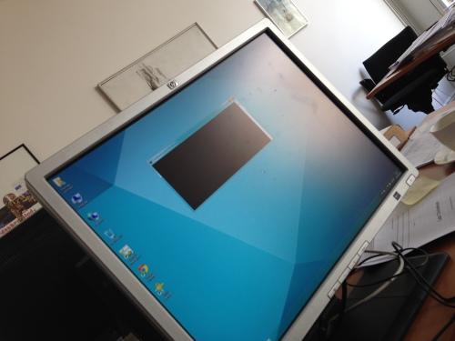 Collega Martijn had de laptop al onder handen genomen. Loopt als een trein.