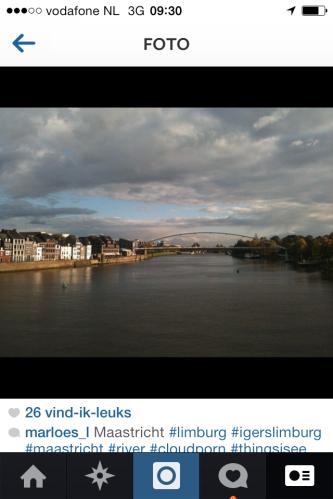 tijdens het doorspitten van instagram blijk ik meer foto's van water te maken dan ik dacht.
