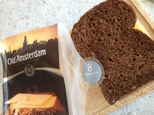 Bruiner dan bruin en oud Amsterdam...lekker..
