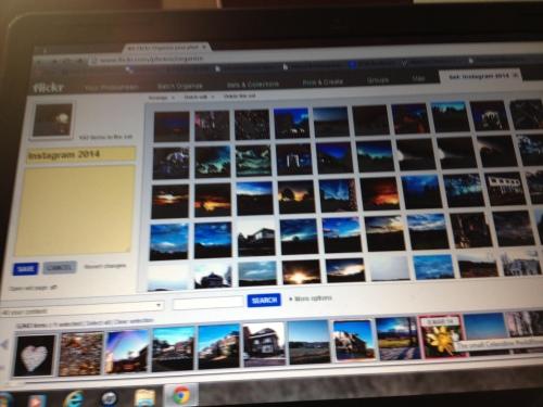 Hoogste tijd om mijn Flickr albums weer eens bij te werken. Opgeruimd staat niet allen netjes, het maakt zo een stuk gemakkelijker.