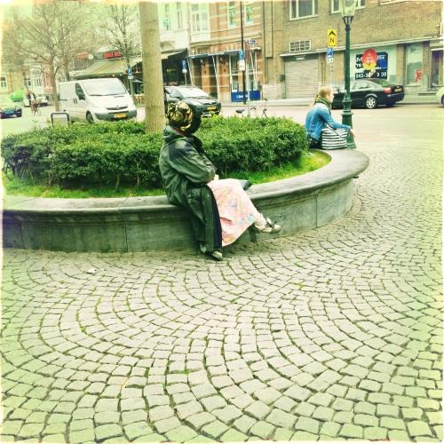 Ook Maastricht heeft haar vreemde vogels. Bont in allerlei opzichten.
