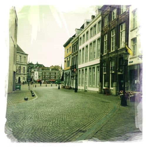 De stad blijft fascineren...geschiedenis is haast voelbaar.