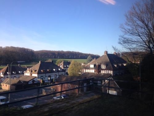 Bijna in Landgraaf, eindpunt van deze trein *zucht*