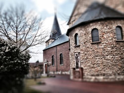 Prachtige Sint-Laurentiuskerk.