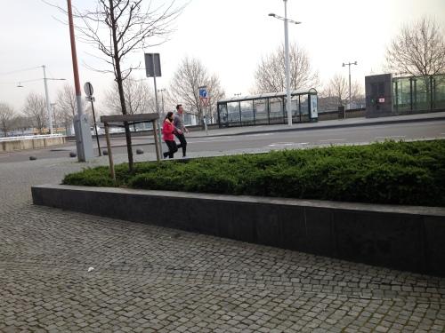 Goedemorgen Maastricht, vooral bewegen blijven he?
