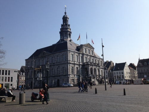 Mooi he, Maastricht?