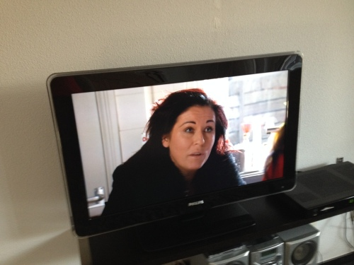 Nog snel de afleveringen van EastEnders van deze week kijken.