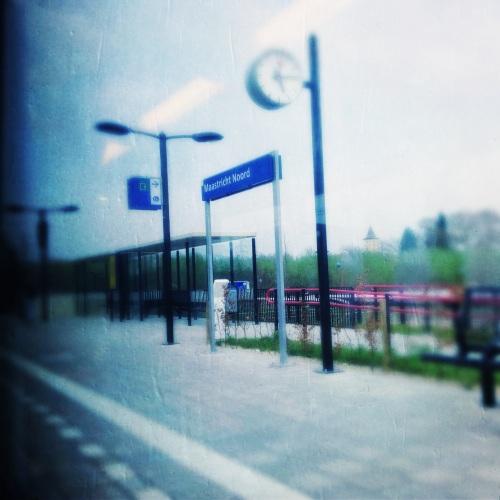 Onderweg..Maastricht Noord