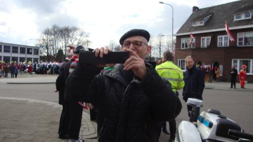 Roger Lataster, wereldberoemd in Kerkrade en omstreken.