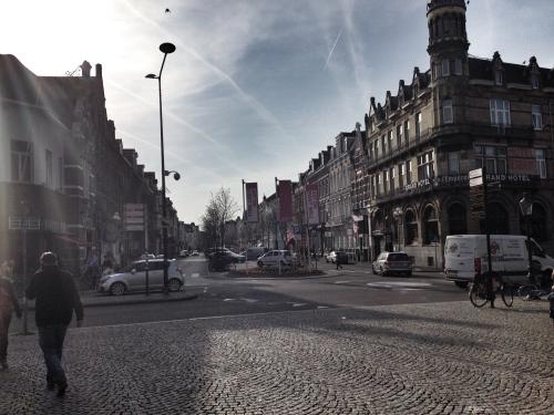 Dag Maastricht, tot donderdag.