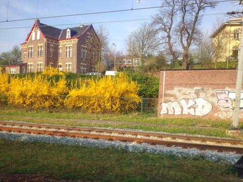 En wat te denken van Valkenburg? Dit is zo'n huis dat ik graag eens van binnen zou willen bekijken.