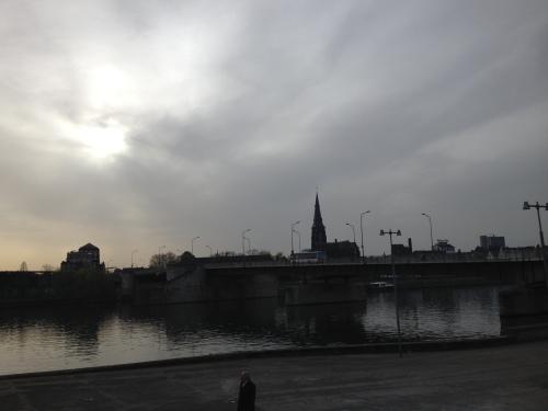 Goedemorgen Maastricht, laat die zon maar door.
