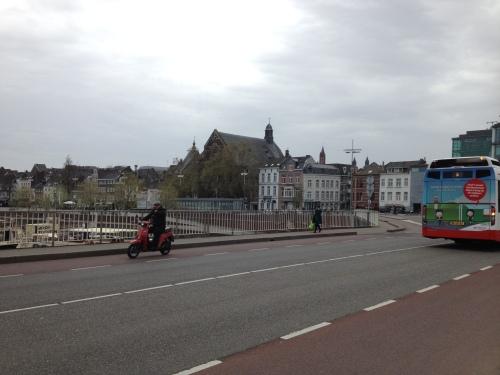 De dag is alweer om, dag Maastricht, tot morgen!