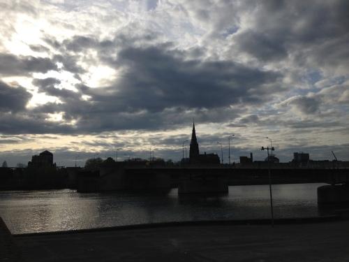 Hallo Maastricht, laat maar komen die zon.
