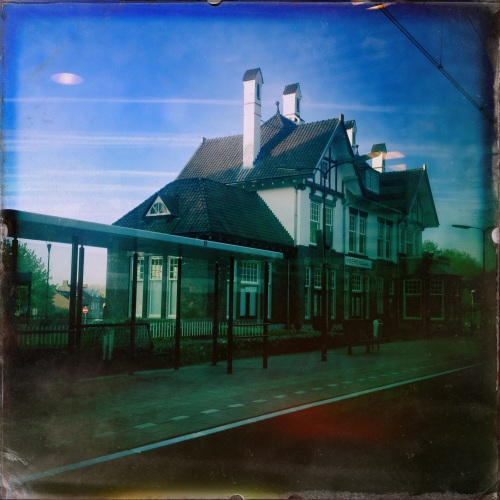 Heb ik jullie station Voerendaal al eens door een andere lens laten zien?