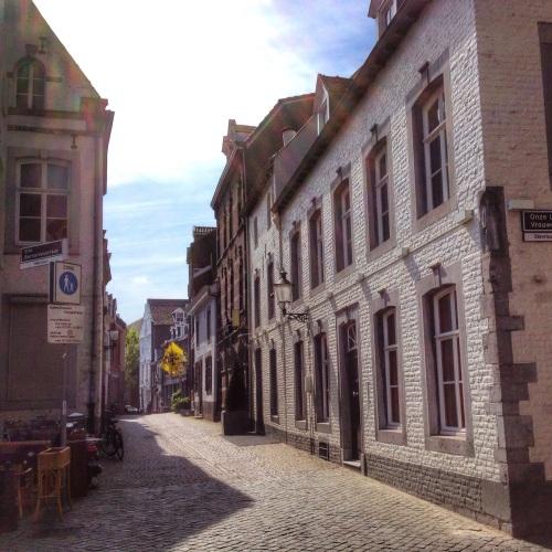 Maastricht is van alle kanten mooi