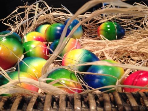 Nog meer eitjes