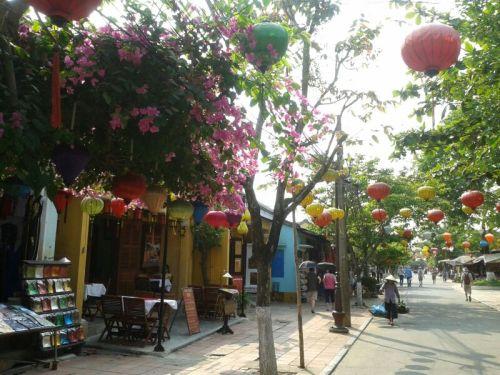 Appje  van de dag komt uit Hoi An...
