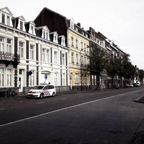 Hallo Maastricht, dooie boel vandaag zeg.