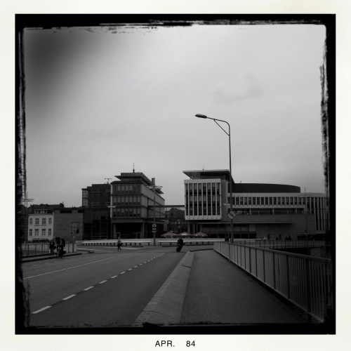 Hup naar huis, dag Maastricht.