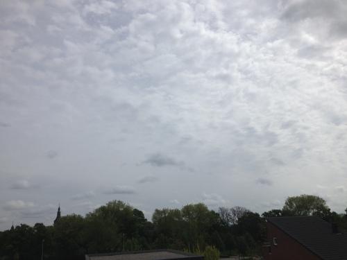 Zondagse lucht