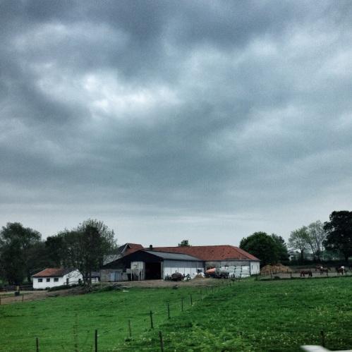 Ah, een bliksembezoek aan Duitsland.