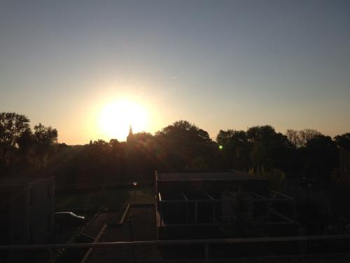 Goedemorgen zon!