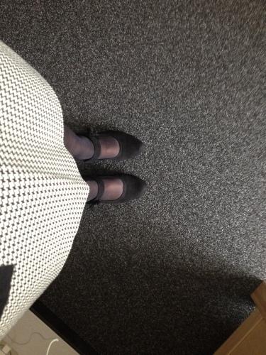 Schoenen aan en wegwezen