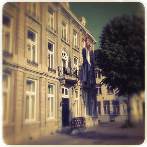 Mooi Maastricht.