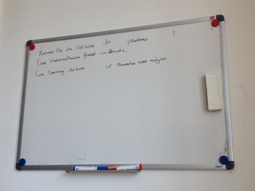 Wir schreiben Deutsch
