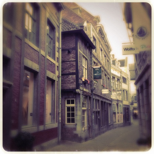 Maastricht, Maastricht wat ben je toch mooi.