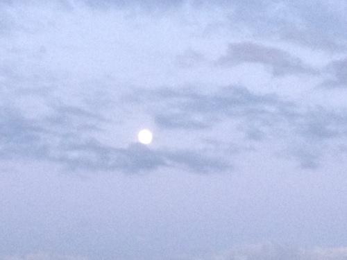 Mr Moon...tijd om de zaak af te sluiten. Dag dag, tot morgen!