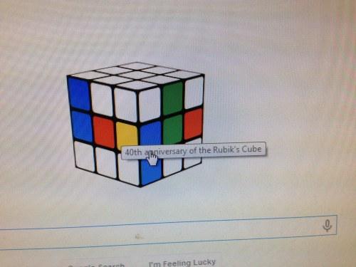 Zeg Google...wrijf het er eens niet zo in.