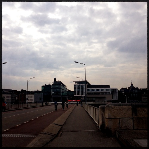 Dag mooi Maastricht.
