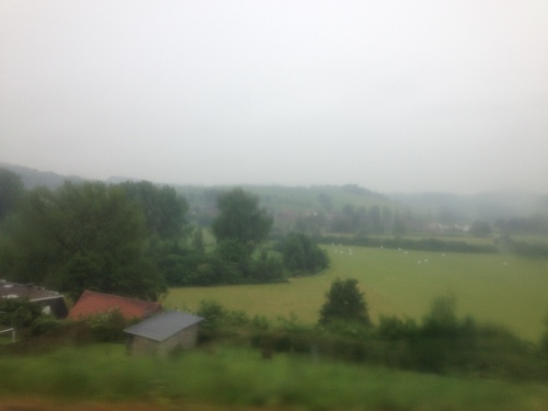Goedemorgen Limburg, beetje wazig beeld vandaag
